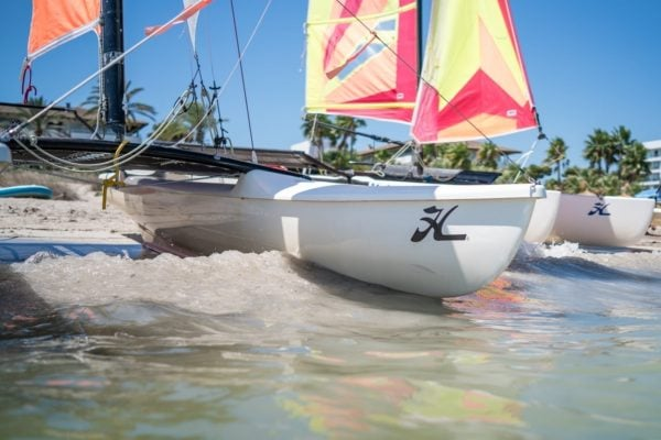 alquiler de catamaran en mallorca 600x400 - Catamaran rental