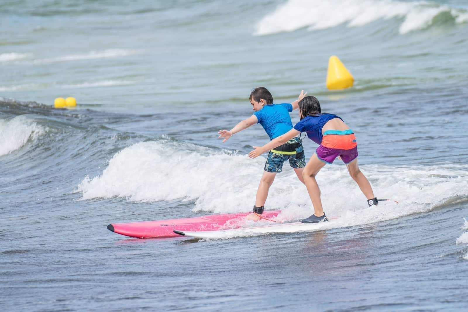 Private Surf Lesson For Kids Surfing Mallorca