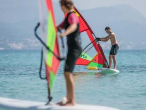 DSC1105 300x225 - Windsurf Improvement courses for children from 6 to 12 years' old