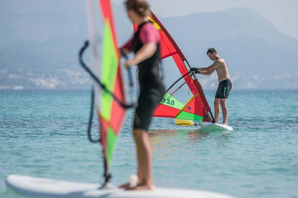 DSC1105 600x400 - Beginner's private class or perfecting Windsurf