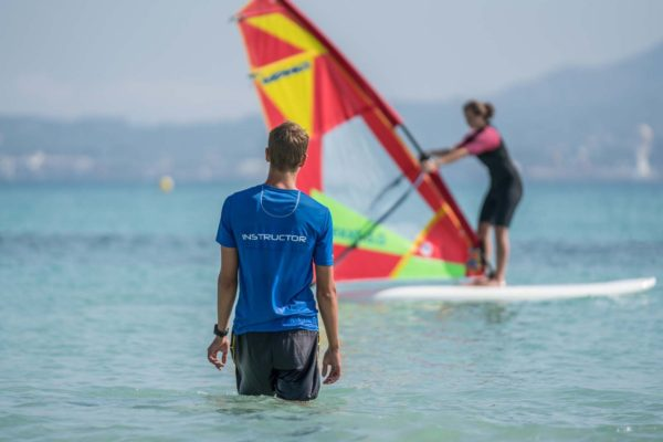 DSC1108 600x400 - Beginner's private class or perfecting Windsurf