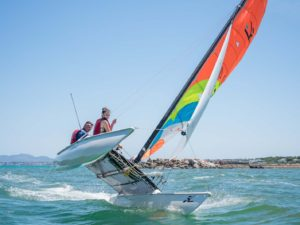 curso de perfeccionamiento de catamaran en mallorca 300x225 - Advanced Catamaran course