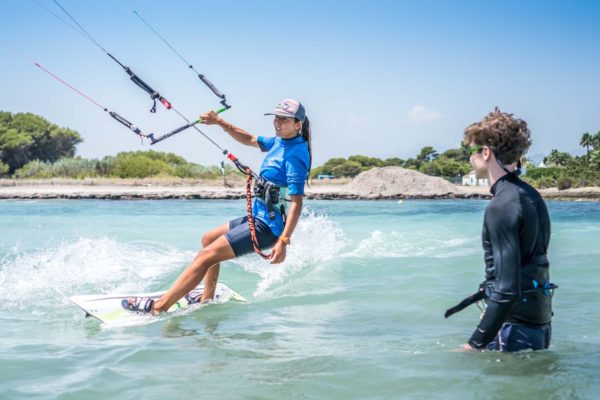 Kitesurf-Kurs zum Auffrischen oder Vertiefen