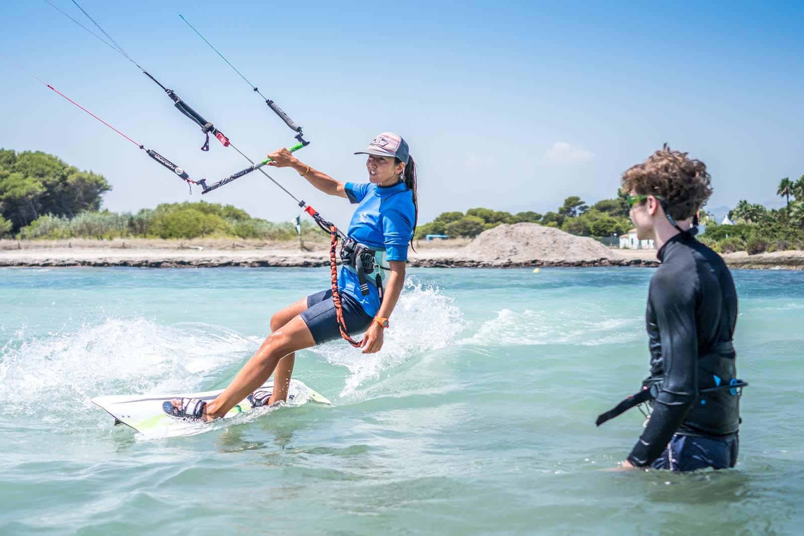 Kitesurfing Mallorca