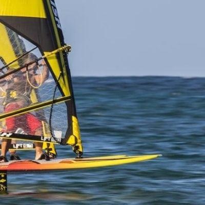 En Mallorca Kite Foil y Windsurf Foil !!!!