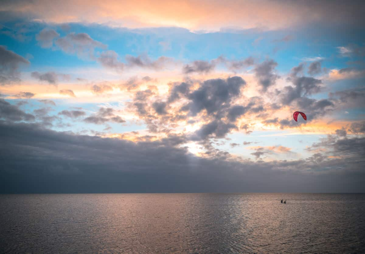 Kitesurf 1 WaterSportsMallorca - Las mejores Playas para hacer kitesurf en España