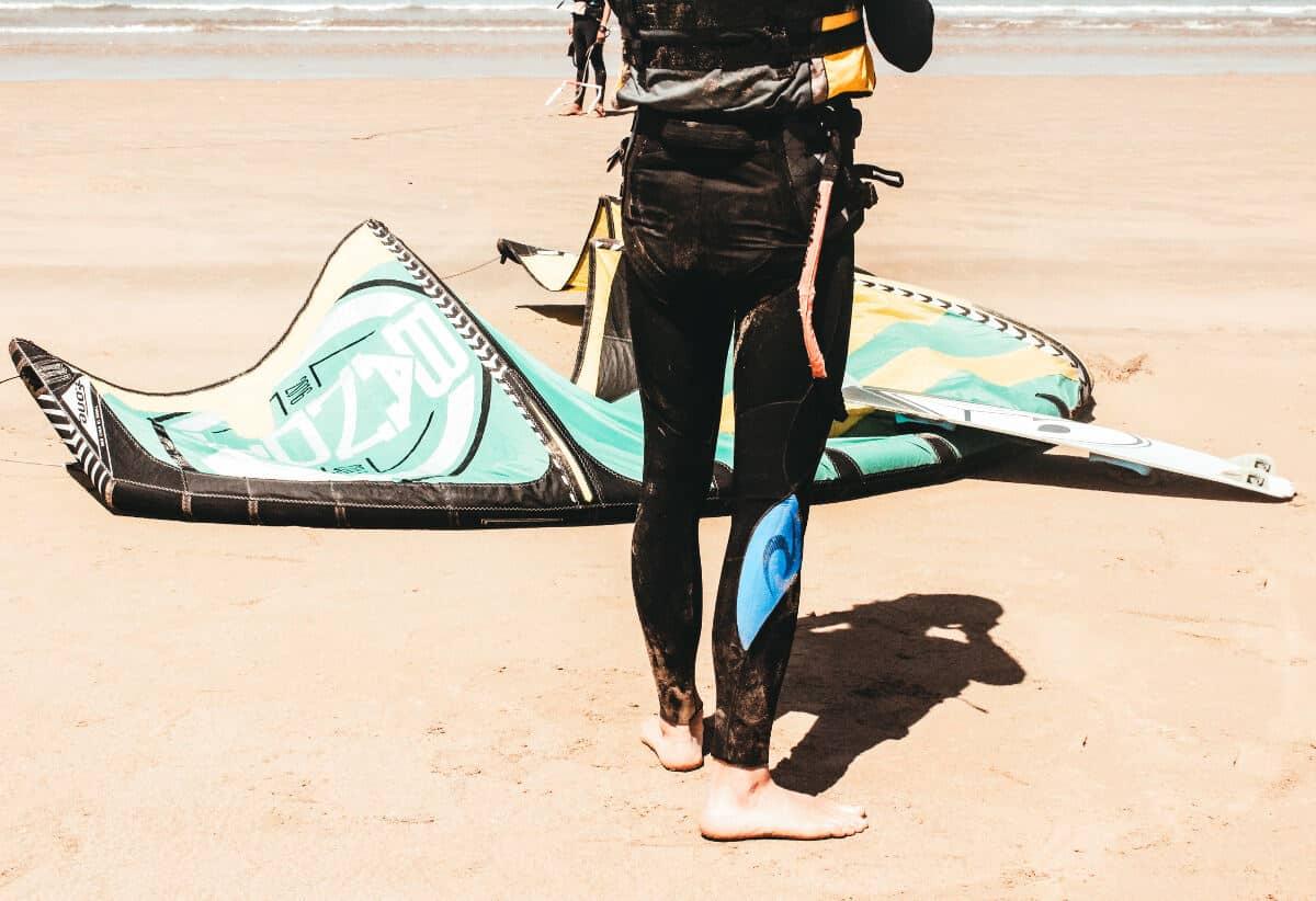 Kitesurf 2 WaterSportsMallorca - Las mejores Playas para hacer kitesurf en España