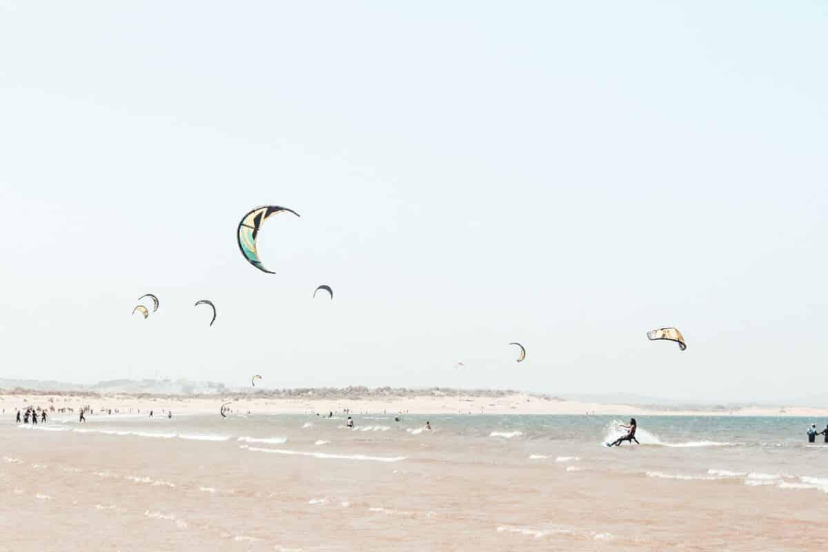 mejores Playas para hacer kitesurf en España