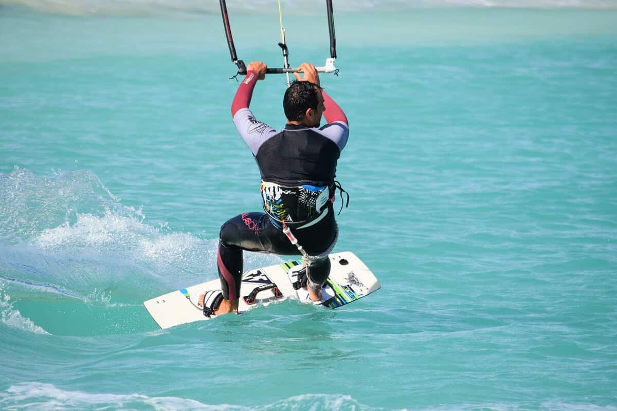 historia del kitesurf 2 WaterSportsMallorca - Die Geschichte des Kitesurfen