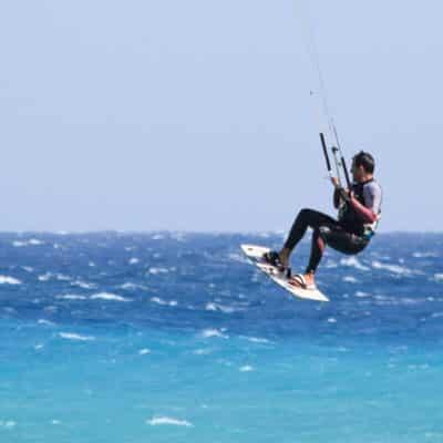 Kitesurfing History