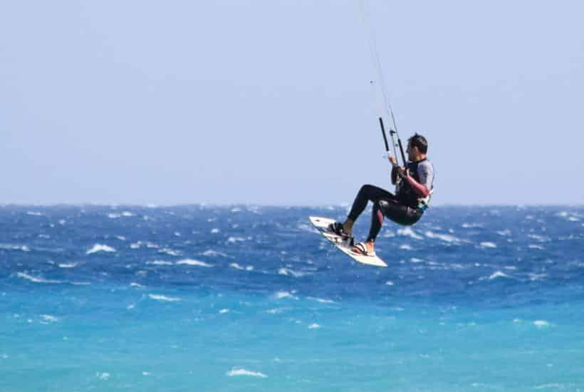 historia del kitesurf