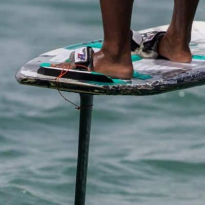 What size of kitesurf board do I need?