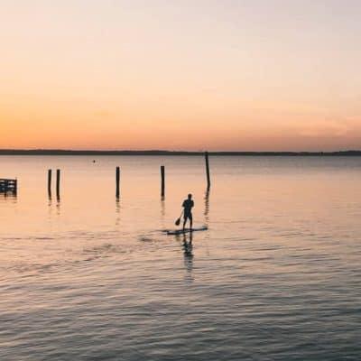 Conoce la historia del paddle surf