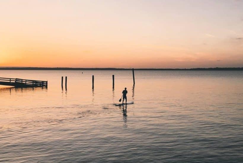 historia del paddle surf