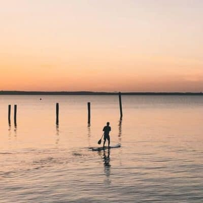 History for stand up paddle boarding