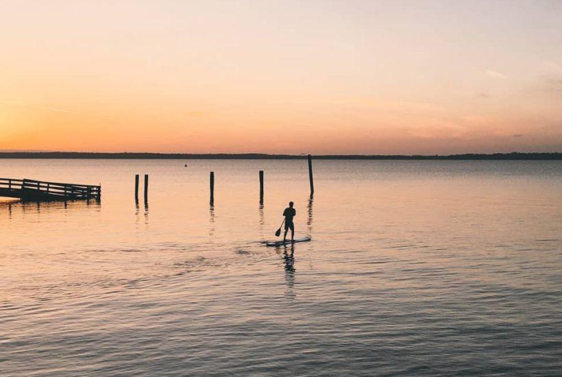 Geschichte vom stand up paddling