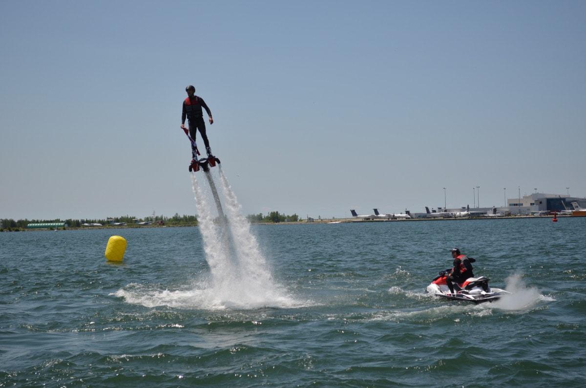 Flyboard - Flyboard lernen