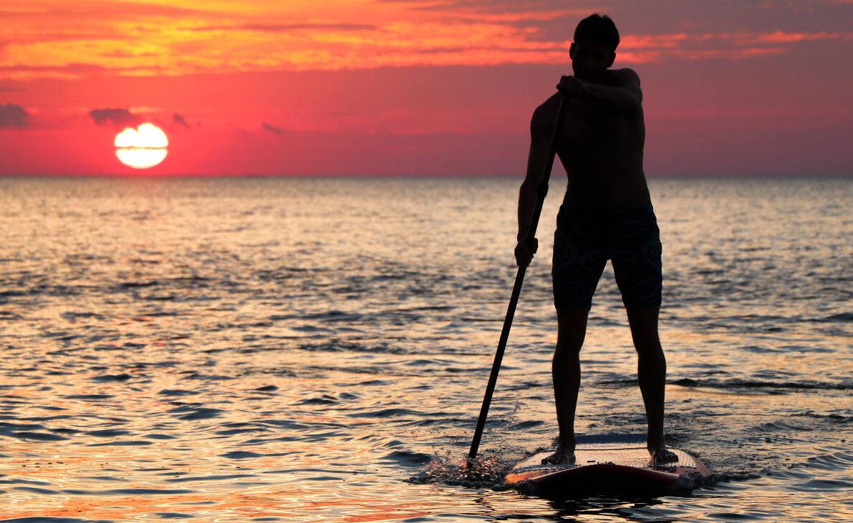 Que es el paddle surf