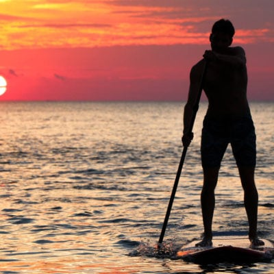 ¿Qué es el paddle surf?