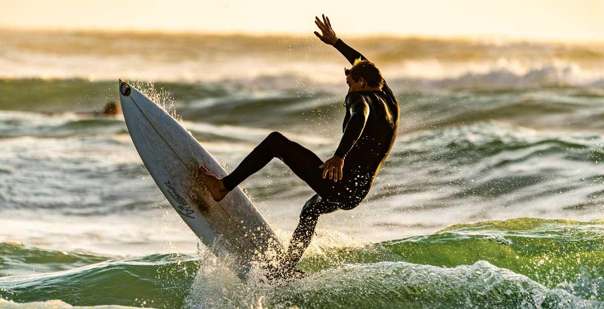 Ejercicios para mejorar el Surf