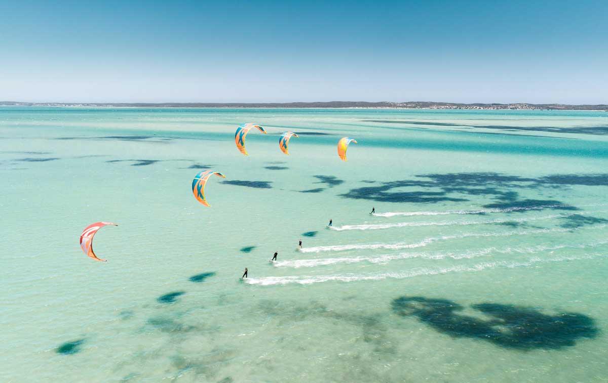 Las mejores playas de España para amantes del kitesurf